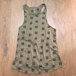 Urban Outfitters BDG Patterned Tank